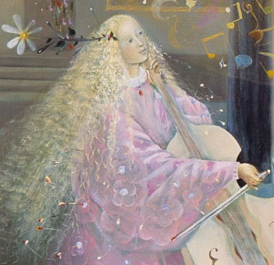 art annael anelia pavlova musica nova painting