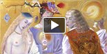 YouTube Video 1/2 of paintings from Love, Wisdom, Virtue