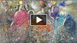 YouTube Video of paintings from Music of the Spheres
